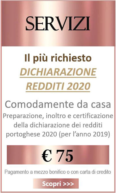 pensionati italiani in Portogallo - consulenza