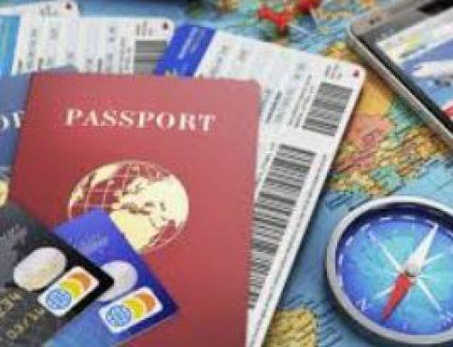 Documenti di viaggio per il Portogallo